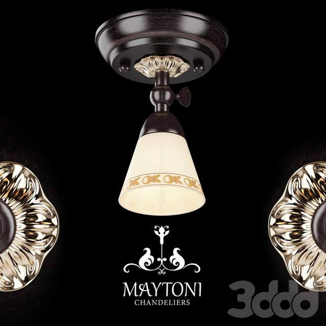 Светильник Maytoni ECO001-01-R