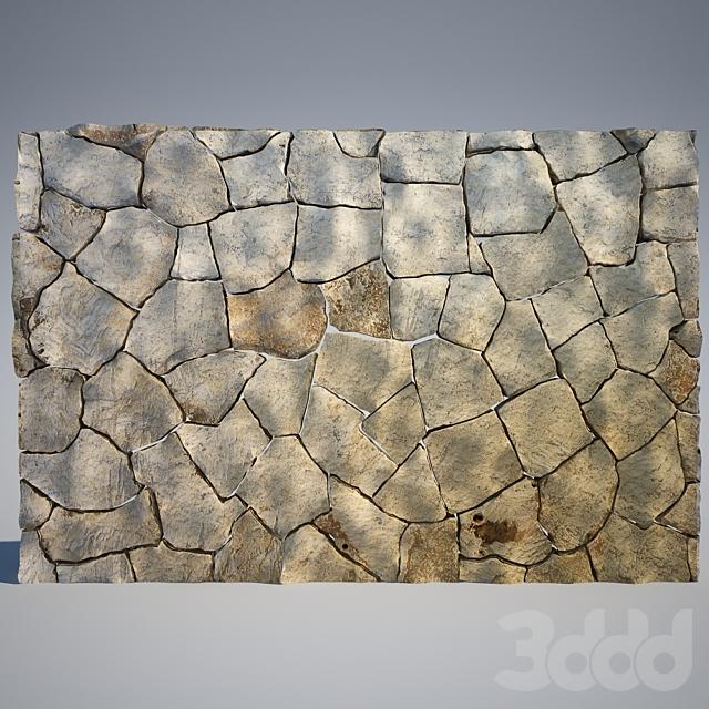 Каменная кладка 3000*2000мм