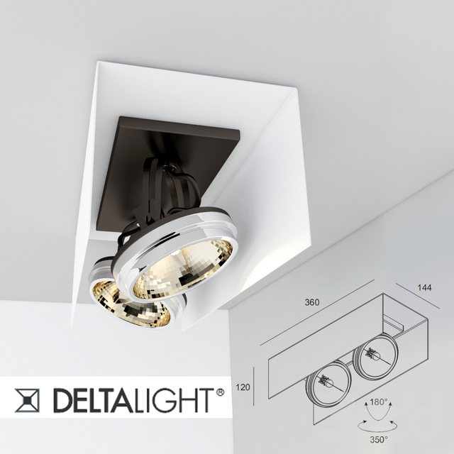 DeltaLight OUTFIT 345 02 21 W