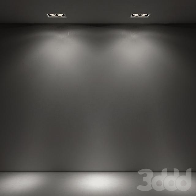 светильник 34W CARDAN MODULE