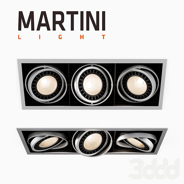 Martini Wipp Rectangular 3x