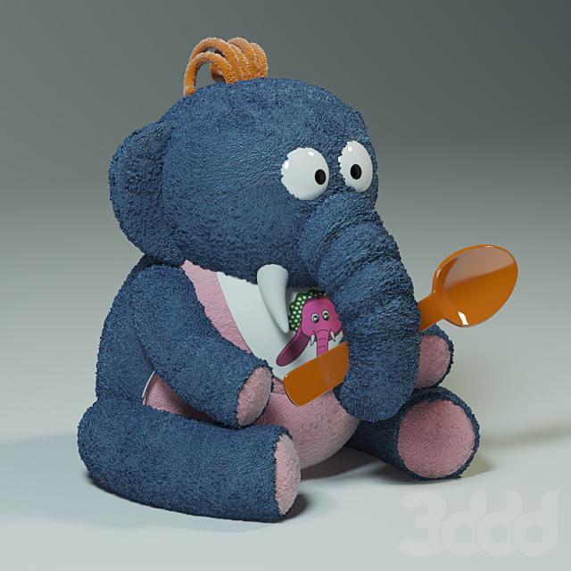 Слонян-друган