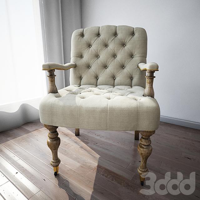 Кресло dialma_brown