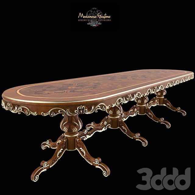 Овальный стол Modenese Gastone Art 12137