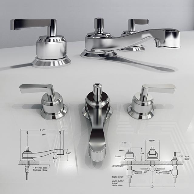 смеситель Sigma 620 Series Lavatory Set