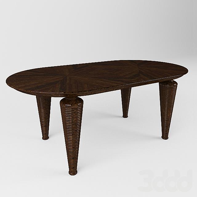 46004/20 FIDELIA oval table Angelo Capellini