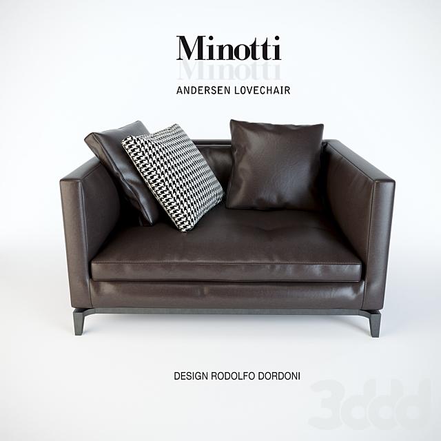 Minotti_Andersen_Lovenchair