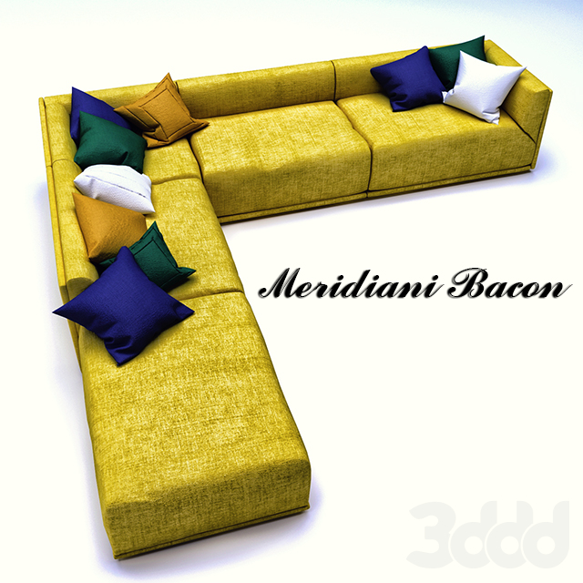 Диван Meridiani_Bacon