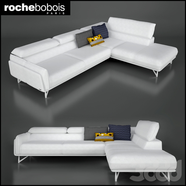 "roche bobois ""Opale modular"""