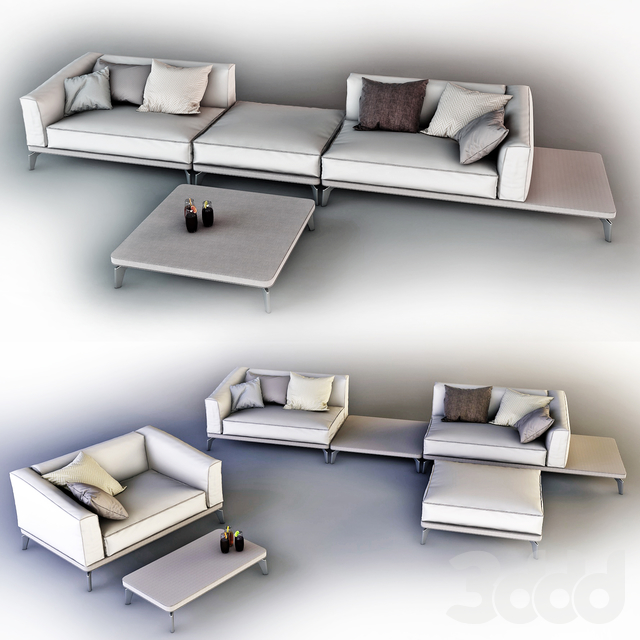 уличная мебель Passolini