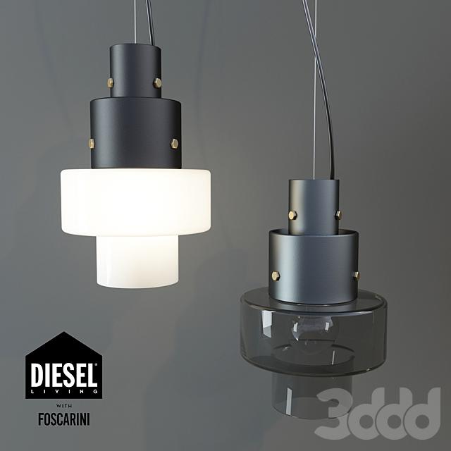 Diesel with Foscarini Gask