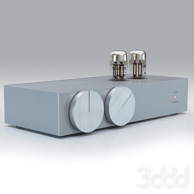 22 tube amplifier