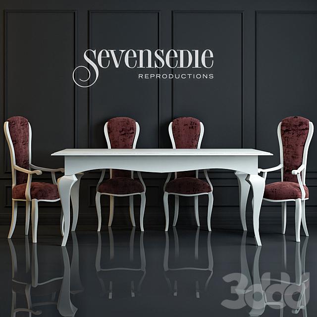 Seven Sedie  Sophia ,Seven Sedie Alina