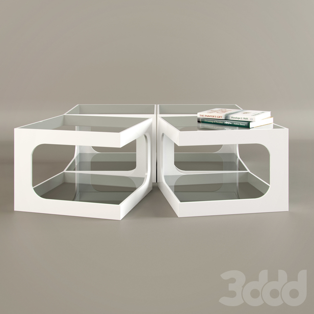 Modelar Coffee Table