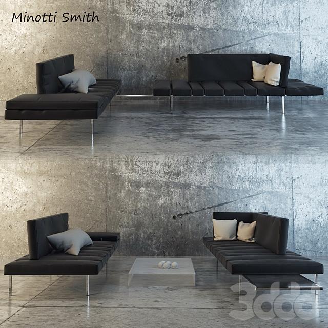 Minotti Smith Sofa