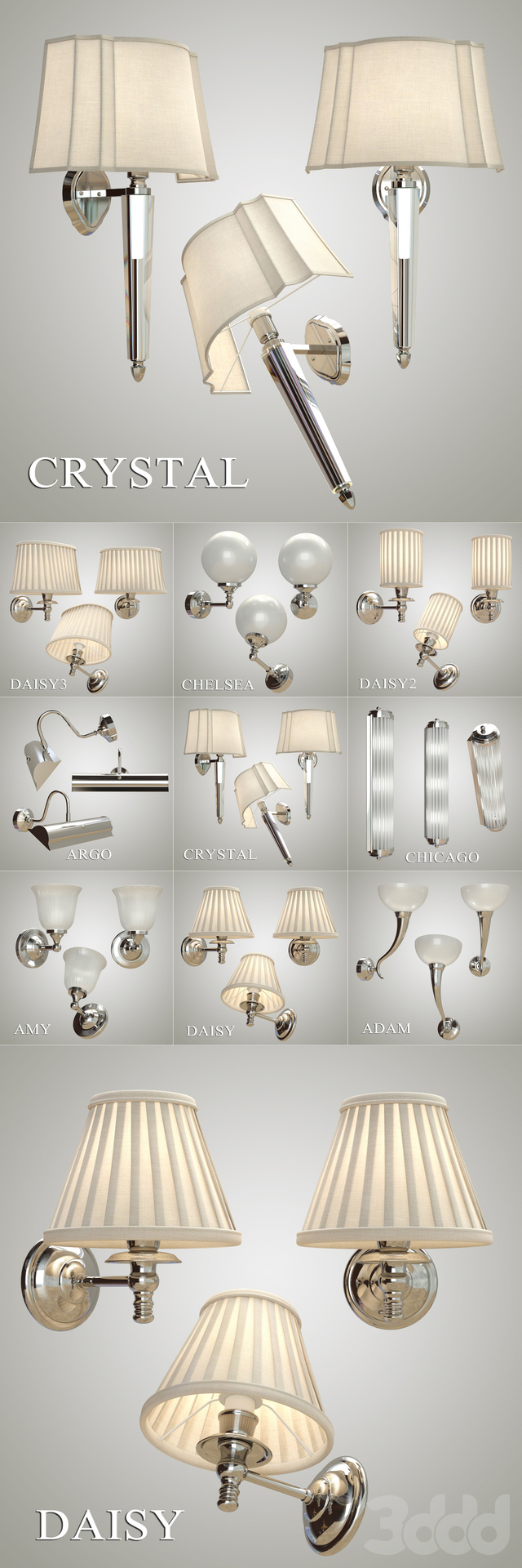 Devon&Devon/ Sconces PART 1