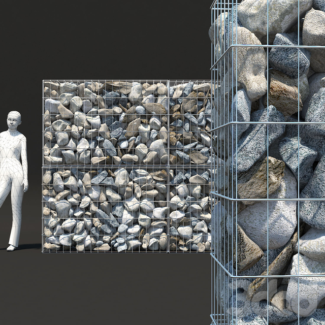 Gabion Classic Stone