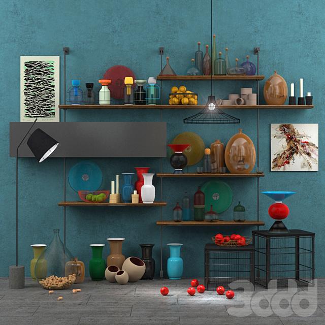Декоративный набор / decorative set