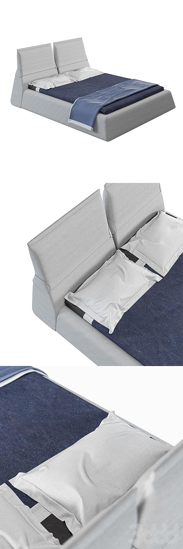 MOROSO Highland Bed