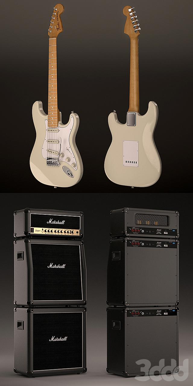 Fender&Marshall