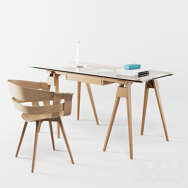 Design House Stockholm - Arco + Wick