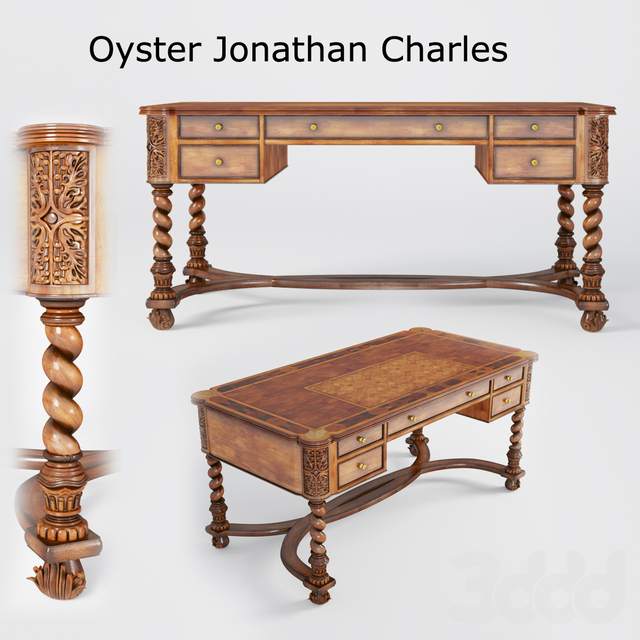 Oyster Jonathan Charles table