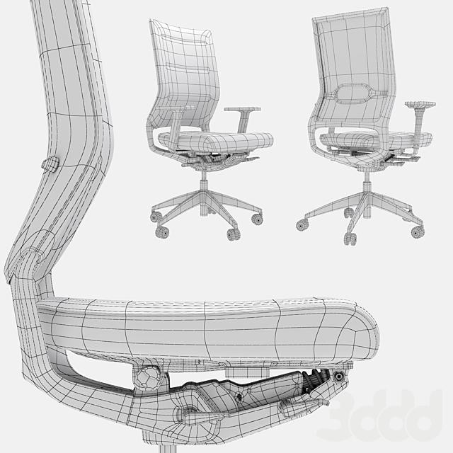 Sedus Quarterback Office Chair