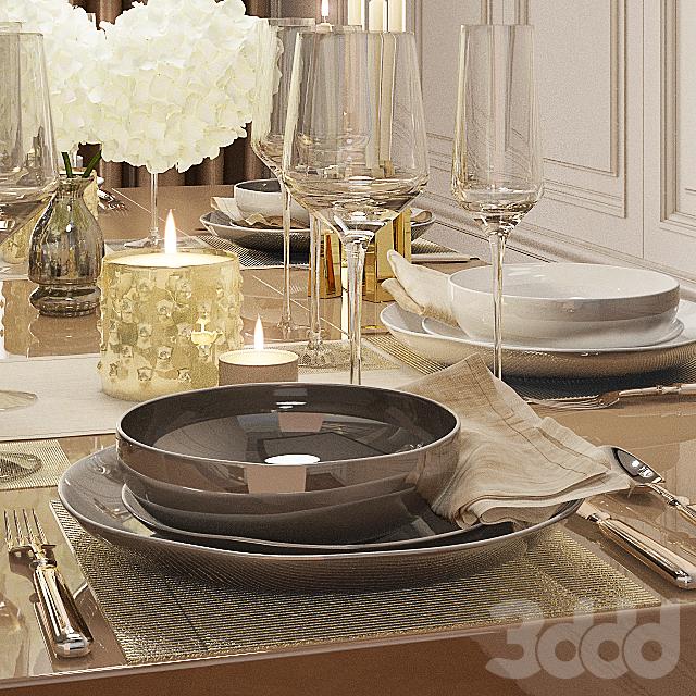 Tableware by Kelly Hoppen