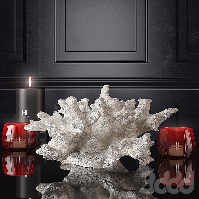 Decoration set by Kelly Hoppen