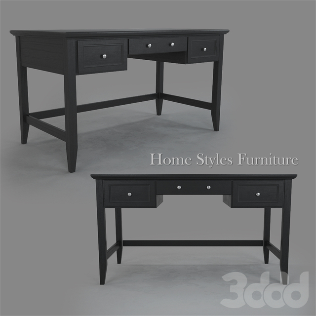 Desk, Pedestal, Bedford от Home Styles Furniture