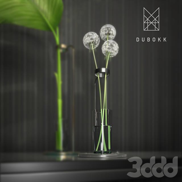 подставка для цветов Stem от фирмы Dubokk