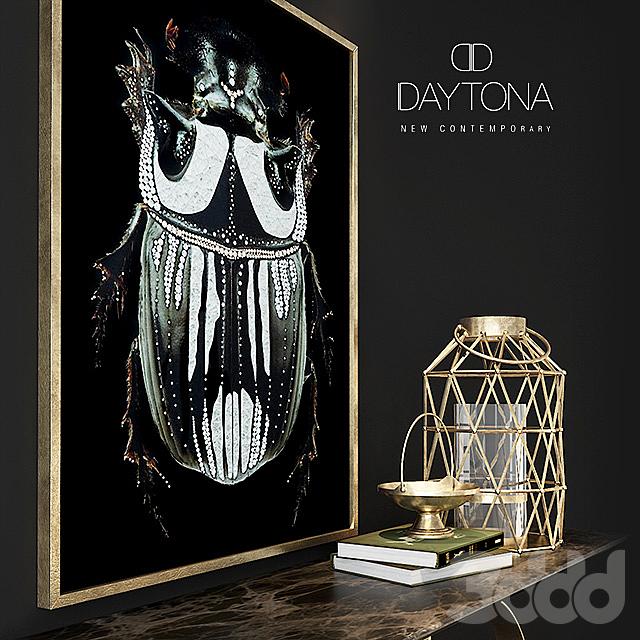 """DAYTONA"" JOSEPHINE - CONSOLE TABLE"