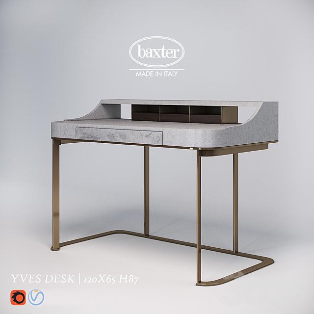 Письменный стол baxter Yves desk