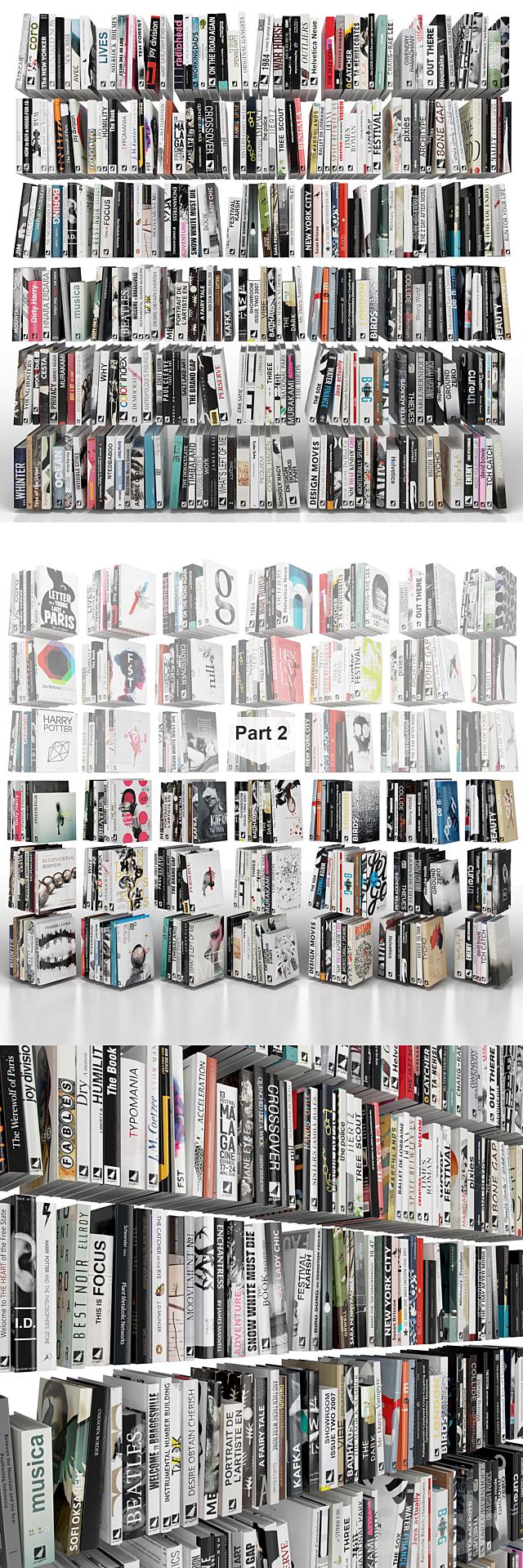 Книги (150 штук) Часть 2