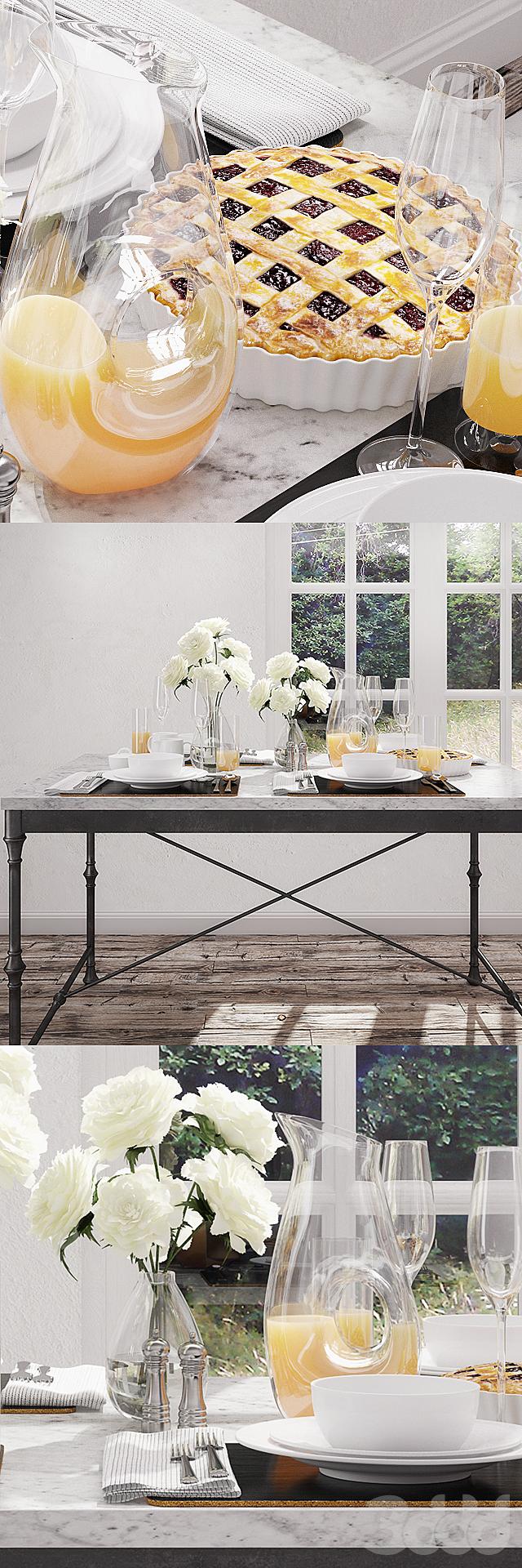 Tableware by Crate&Barrel