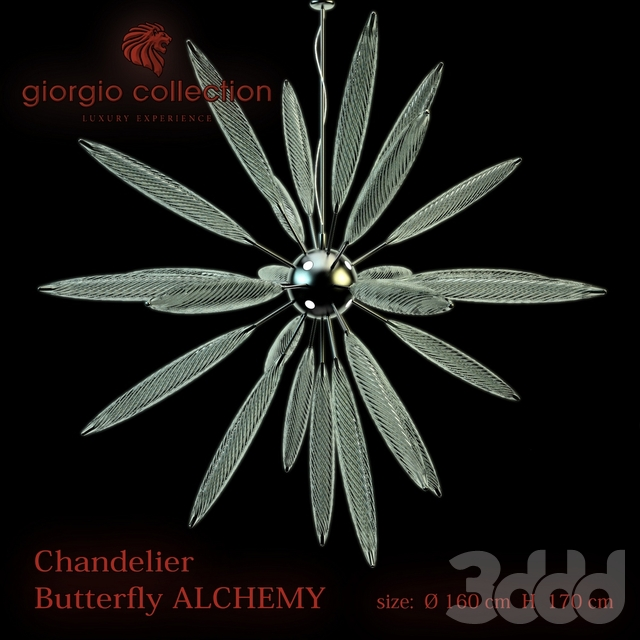 GIORGIO COLLECTION Butterfly Alchemy