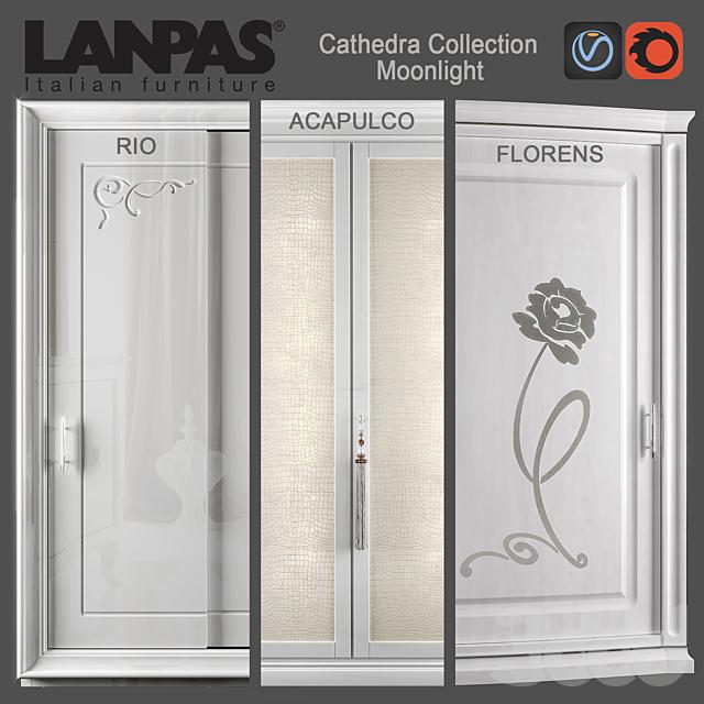 3 Шкафа Lanpas_Cathedra