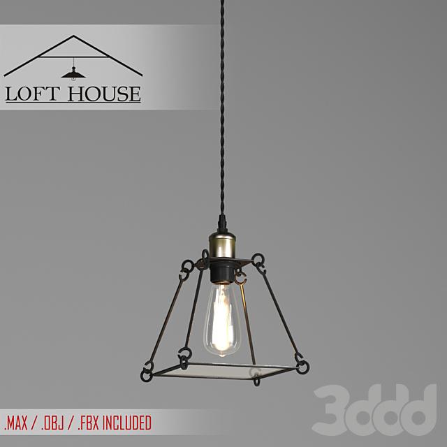 Светильник подвесной LOFT HOUSE P-148