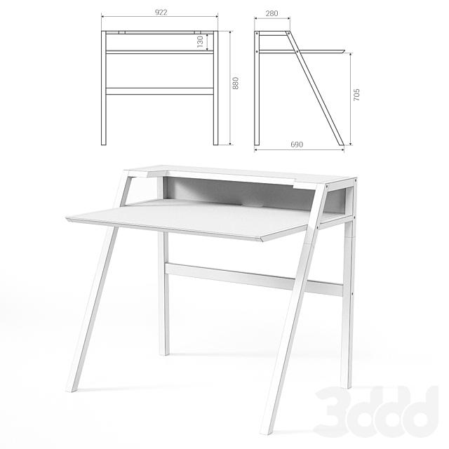 Компьютерный стол YOUK от THE IDEA