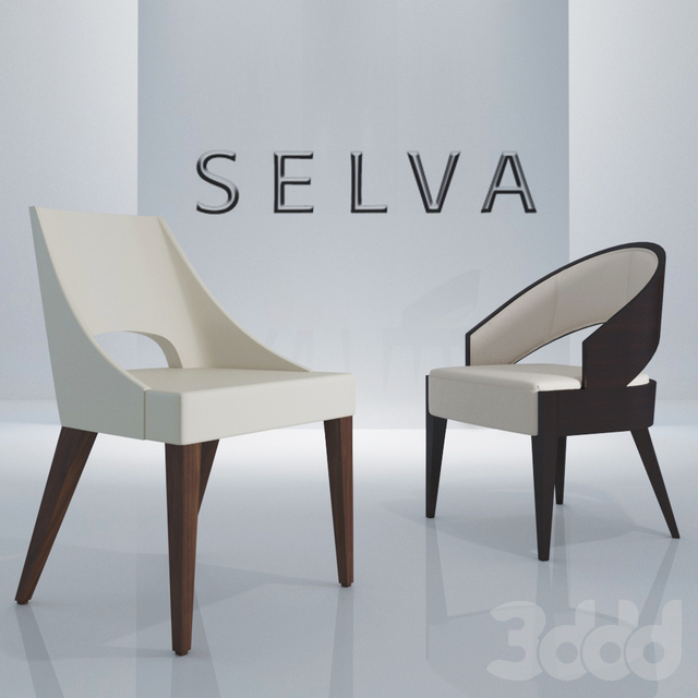 Selva chair Waldorf and Peggy