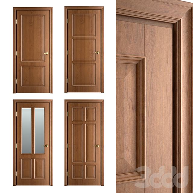 Massivstyle Interier Classic Door 02