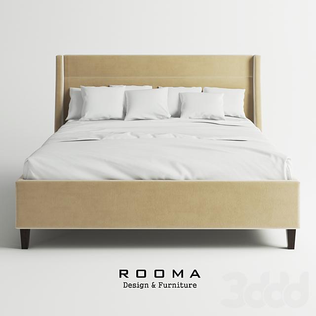 Кровать Retro от Rooma Design
