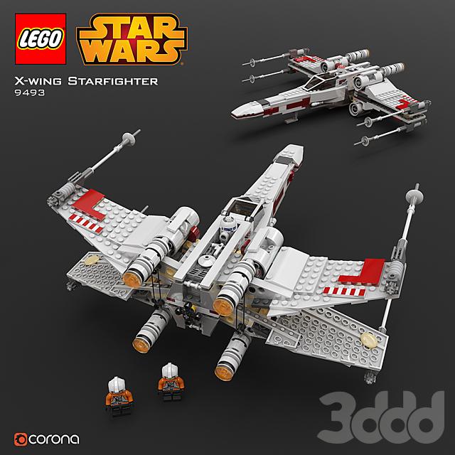 LEGO SW X - Wing Starfighter