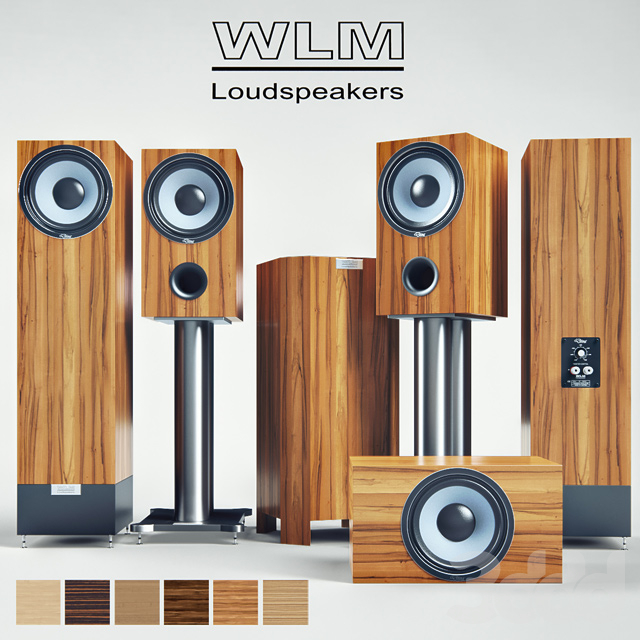 WLM Loudspeakers Diva MKII