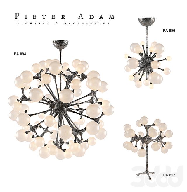 Pieter Adam Organic Atomic Set 2