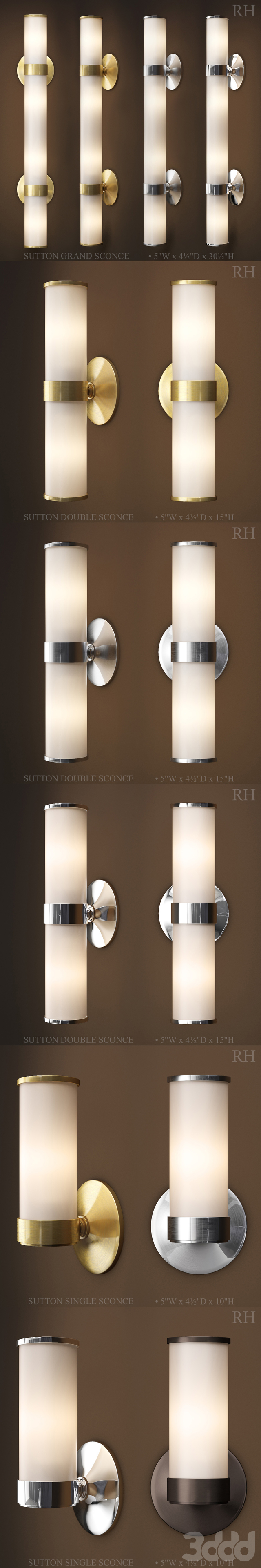 SUTTON SCONCE COLLECTION