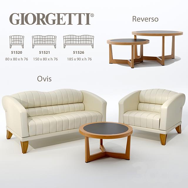 Giorgetti Ovis / Reverso