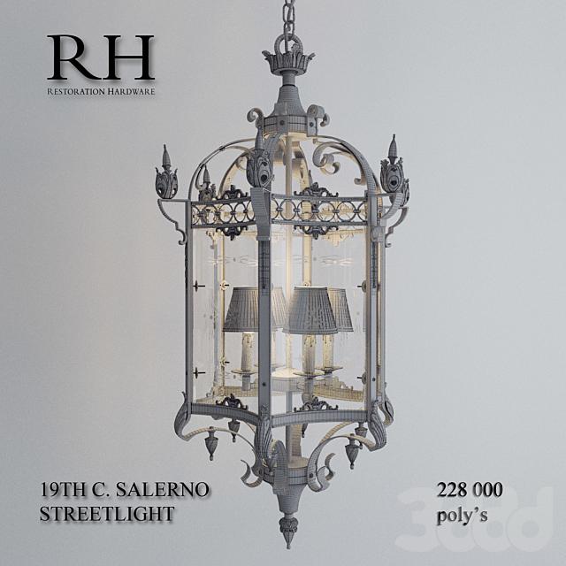 RH 19TH SALERNO STREETLIGHT