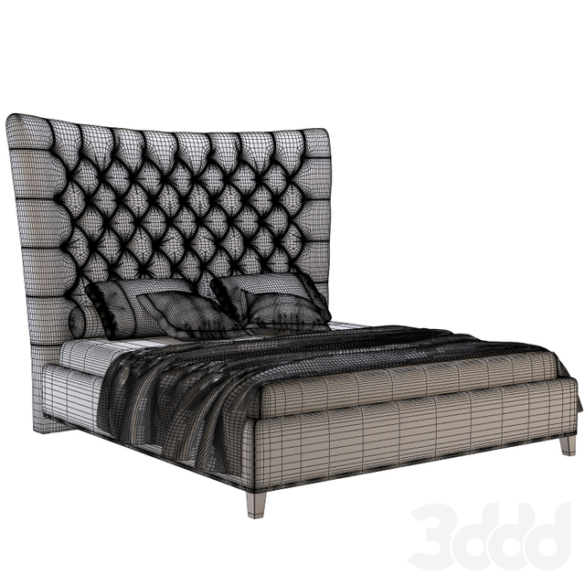 Opera Contemporary Tosca Bed