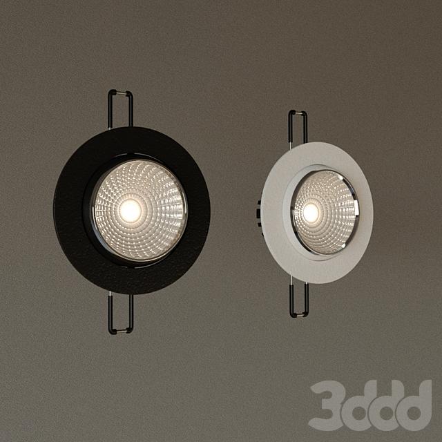 Встраиваемый светильник DS-007BW80